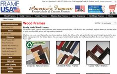 Thank you for visiting our site to learn about our vast variety of beautiful, quality-built wood picture frames of over 80 different varieties, sizes. Wood Frames, Wood Picture Frames, Diy Art, Sweet Home, Usa, Wooden Frames, Wooden Frames, House Beautiful, Wooden Picture Frames