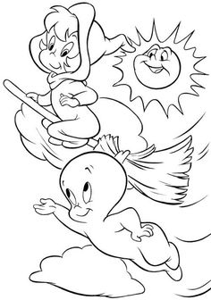 These Halloween Coloring Pages Are the Perfect Antidote to Fall
