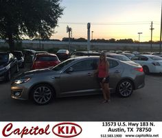 https://flic.kr/p/CDMPHQ | #HappyBirthday to Kristy from Robert Bills at Capitol Kia! | deliverymaxx.com/DealerReviews.aspx?DealerCode=RXQC