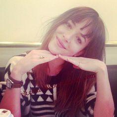Not my perfect Anastasia but she cute she cute