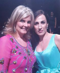 Suzette Marais - Top Model South Africa director and Andrea Stelzer South Africa, Celebrities, Blouse, Model, Tops, Fashion, Moda, Celebs, Celebrity