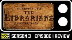 http://www.afterbuzztv.com/2016/11/20/the-librarians-s3-and-the-rise-of-chaos-e1-afterbuzz-tv-aftershow/   11-20-2016 AfterBuzz review of #TheLibrarians S3 premiere w/ #ChristianKane