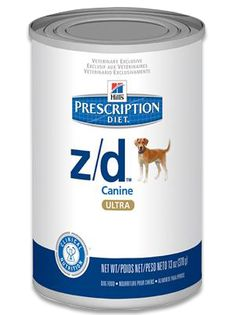 Hill's Prescription Diet - z/d Ultra Canned Dog Food