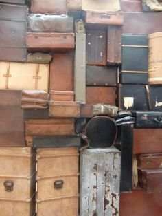 Get rid of unwanted baggage....unless it's vintage...in which case hoard that shit!