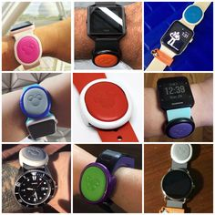 Magic Band 2 Puck Keeper Watch Slider by MyDesignAccessories on Etsy https://www.etsy.com/listing/532668498/magic-band-2-puck-keeper-watch-slider