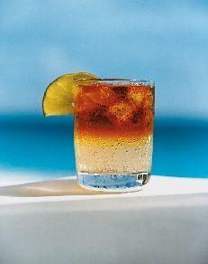 Best (and easiest) summer beverage = Dark & Stormy - 2oz dark rum, 3-5oz Ginger Beer (not ale) & dash of lime