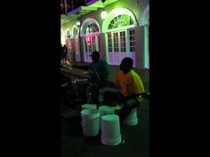 Bucket Drums Bourbon Street New Orleans - YouTube