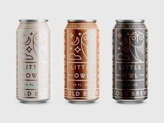 Little Owl Cold Brew