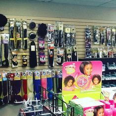 Black owned beauty supply in Charlotte NC                                                                                                                                                      More