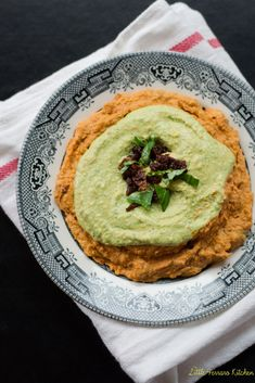 Sundried Tomato and Basil Layered Hummus - The Little Ferraro Kitchen