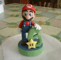 Topper Mario bross