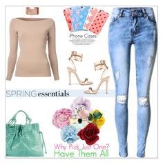 """""""Spring Essentials"""" by atelier-briella ❤ liked on Polyvore featuring Dion Lee, Gucci, Ballard Designs, Cara, Guerlain, Bulgari, Chanel, Nancy Gonzalez, polyvorecommunity and iPhonecases"""