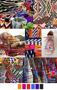 Color inspiration from a market in Montevideo, Uruguay. For more follow www.pinterest.com/ninayay and stay positively #inspired.
