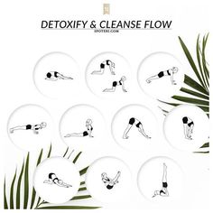 Detoxify & Cleanse Flow