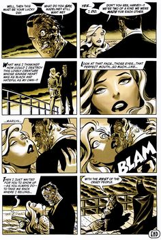 Bruce Timm - Two of a Kind - PART 8 - END #comics