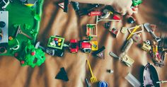 Finding a place for toys becomes especially complicated in condos, as space is more limited. Here are some tips to help you maintain your homes mature aesthetics.  http://blog.newinhomes.com/news/5-toy-storage-solutions-for-families-living-in-condos/