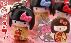 #Hello Kitty #Geisha