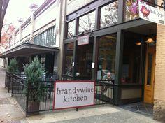 Brandywine Kitchen in Bellingham, WA #dogfriendly