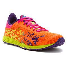 Asics GEL-NoosaFAST™ Hot Pink/Orange/Yellow