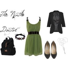 """""""The Ninth Doctor"""" by mollyann-howe on Polyvore"""