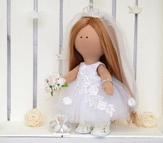 gift for wedding summer outdoors wedding doll custom wedding doll tilda doll textile doll fabric wedding doll wedding present couple doll newlywed gift wedding gift for couple bride and groom couple dolls Happy wedding couple! This textile doll is made with love! Will be a wonderful