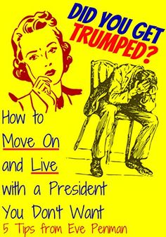 My new ebook ~ Did You Get Trumped?: How to Move On and Live with a Pres... https://www.amazon.com/dp/B01N8YVV61/ref=cm_sw_r_pi_dp_x_bOokyb9ARY5DV    #amazon #kindle #election2016 #trumped #notmypresident #moveon #empowering #mindful #selfhelp