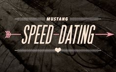 Take a 2015 Mustang and a beautiful professional stunt driver. Then, ask a bunch of unsuspecting guys to meet her on a blind date they'll never see coming. Welcome to Mustang Speed Dating...