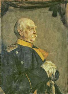 Mauro e i Post: Ottone di Bismarck. Storia.