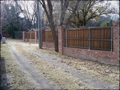 Butch Weber's Outdoor Needs - Brick Fences