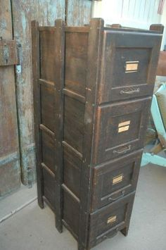 2 Door/2 Drawer Rustic Cabinet 1A-121295 | Island style ...