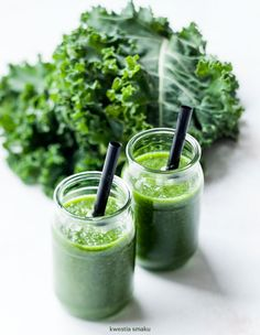 Kale & Apple Smoothie