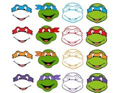 Tmnt Clipart svg 5 - 340 X 270 Free Clip Art stock illustration 3rd Birthday Party For Boy, Turtle Birthday, Carnival Birthday, Ninja Turtle Party, Ninja Turtles, Tmnt, Word Art, Scrapbooking Digital, Slumber Party Games