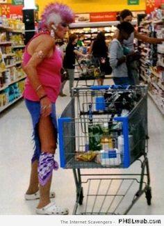 Walmart humor – The people of Walmart gone wild | PMSLweb