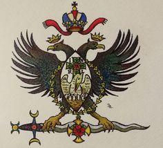 """A tutti i miei FF∴ Principi R+C, Cavalieri dell'Aquila e del Pellicano, che avranno la fortuna, il privilegio e l'opportunità di essere """"tizzoni ardenti"""" di un unico Braciere Mistico, buona commemorazione misterica nella """"CASA dello SPIRITO SANTO"""" che vi accoglierà oggi nel giorno del Gründonnerstag.  SERENITÀ, PACE, LETIZIA e GIOIA vi giungano assieme al mio  T∴F∴A∴ ."""