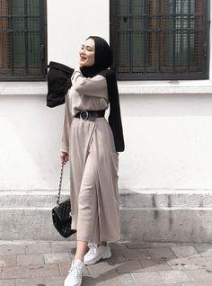 130 latest eid hijab styles with eid dresses – page 1 Hijab Casual, Hijab Chic, Modest Fashion Hijab, Modern Hijab Fashion, Street Hijab Fashion, Hijab Fashion Inspiration, Islamic Fashion, Muslim Fashion, Mode Inspiration
