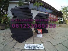 elastomeric bearing pad, bantalan jembatan elastomeric bearing pad, cara pemasangan elastomeric bearing pad