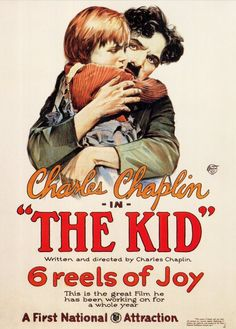 The Kid 11x17 Movie Poster (1921)