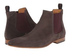 PAUL SMITH Falconer Suede Boot. #paulsmith #shoes #boots