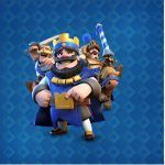 Rotulo Mini Confeti Clash Royale Mini, Clash Of Clans, Fictional Characters, Art, Party Kit, Milk, 9 Year Olds, Tin Cans, Art Background