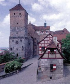 Kaiserburg Nürnberg, Germany I've been here. Nurnberg was 20 miles from where I had a house. I lived in Boilingsdorf, North of highway B-14.