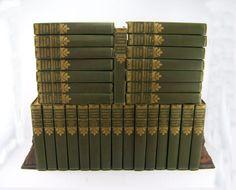 Vintage Charles Dickens Complete Works 30 by FineLineTreasures, $600.00