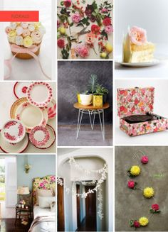 floral trends on poppytalk
