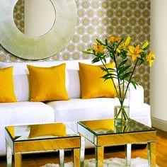 "Brewster Home Fashions Echo Design Retro 33' x 20.5"" Geometric 3D Embossed Wallpaper | AllModern"