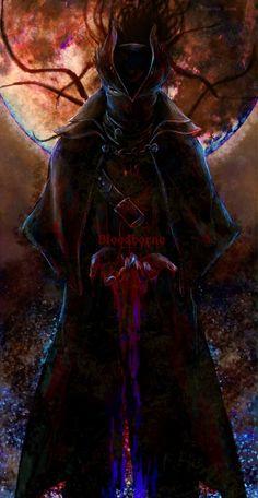 Final Fantasy Cloud, Dark Fantasy, Arte Dark Souls, Bloodborne Art, Soul Game, From Software, Fantasy Book Covers, Fantasy Monster, Dark Elf