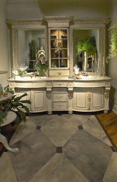 Incredible Bathroom vanity