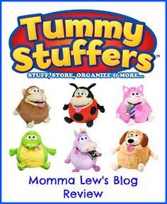 Tummy Stuffers. She likes the ladybug tummy stuffer.