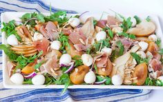 This prosciutto and pear salad will captivate your taste buds! It's made with salty prosciutto, creamy mozzarella, sweet pears and plums and dressed with a simple honey balsamic vinaigrette! With no cooking required, you can have this tasty salad ready in 10 to 15 minutes. No more excuses not to eat healthy! Watch my video […]