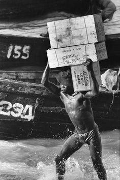 Dockers d'Accra, Marc Riboud