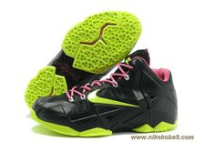 Buy Authentic Nike Lebron XI 11 Black Green Pink Cheap To Buy from Reliable Authentic Nike Lebron XI 11 Black Green Pink Cheap To Buy suppliers.Find Quality Authentic Nike Lebron XI 11 Black Green Pink Cheap To Buy and mor Nike Lebron, Lebron 11, Lebron James, Kobe 9 Shoes, Kd Shoes, Shoes Men, Free Shoes, Running Shoes, Nike Zoom