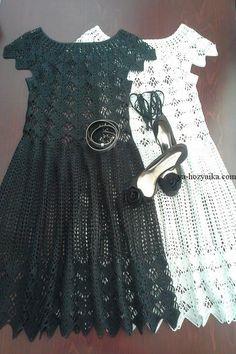 Платье Кайли Миноуг крючком. Платье с приталенным силуэтом крючком схемы.
